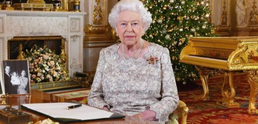 Queen uses Christmas message to call for goodwill between those with 'most deeply-held differences'